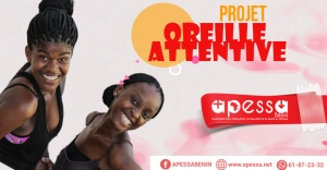Apessa Benin Oreille attentive